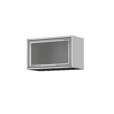 Шкаф горизонтальный со стеклом ШВГС-500 (иц)