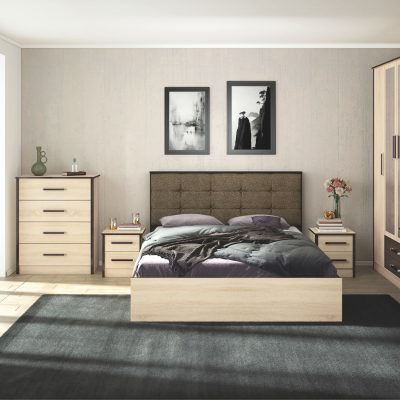 Спальня «Лирика» композиция 1 (т)