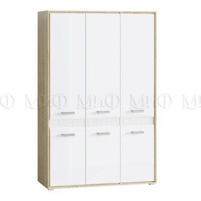 Шкаф 3-х створчатый Фортуна (м)