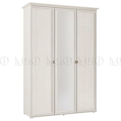 Шкаф 3-х створчатый с зеркалом «Престиж 2» (м)