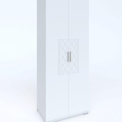 М01 Шкаф двухдверный «Тиффани» (рн)
