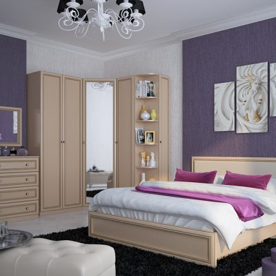 Спальня «Беатрис» 2 (рн)