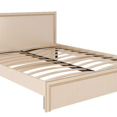 М7 Кровать стандарт с ортопедическим основанием «Беатрис» (рн)