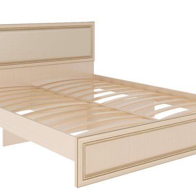 М9 Кровать с мягкой спинкой «Беатрис» (рн)