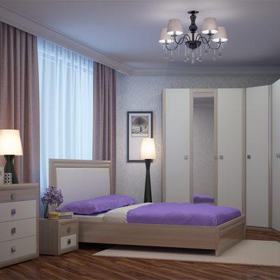 Спальня «Глэдис» 2 (рн)