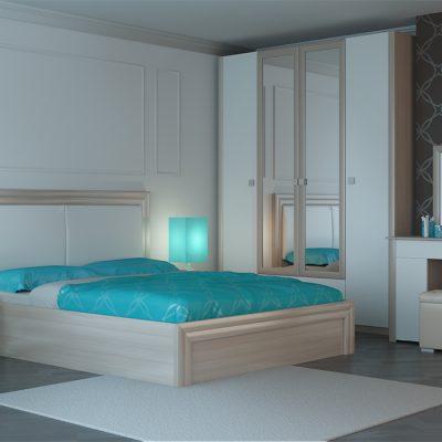 Спальня «Глэдис» 3 (рн)