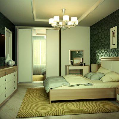 Спальня «Глэдис» 4 (рн)