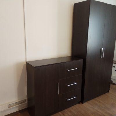 Шкаф 2-х створчатый + комод
