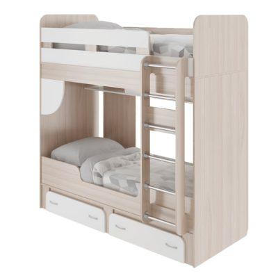 М25 Кровать двухъярусная «ОСТИН» (рн)