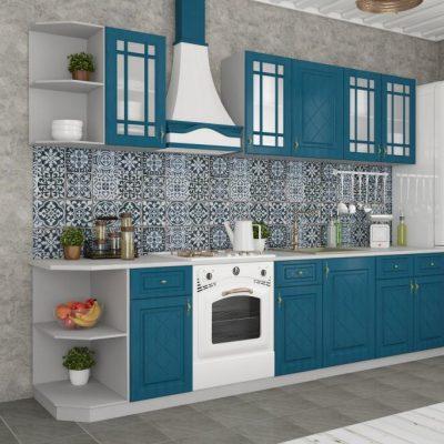 Модульная кухня «Гранд» 2400 мм. (Д)