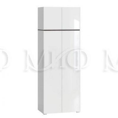 Шкаф платяной 2-дверный «Мадера» (м)