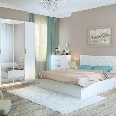Модульная спальня Тиффани  (рн)