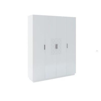 «Тиффани» М21 Шкаф 4-х дверный (рн)