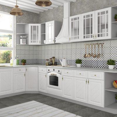 Модульная кухня «Гранд» угловая 1 (Д)