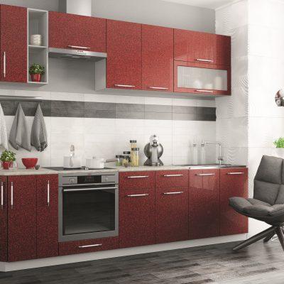 Модульная кухня «Олива» 2800 мм. (Д)