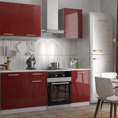 Модульная кухня «Олива» 1500 мм. (Д)