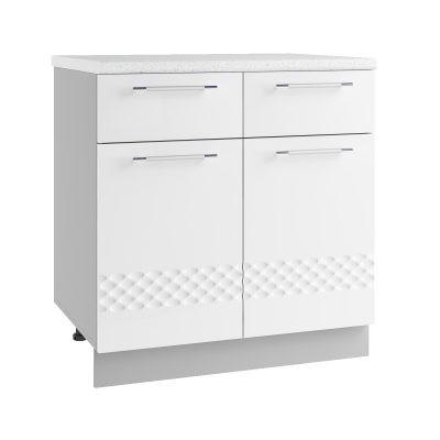 Стол 2 ящика С2Я-800 (Д)