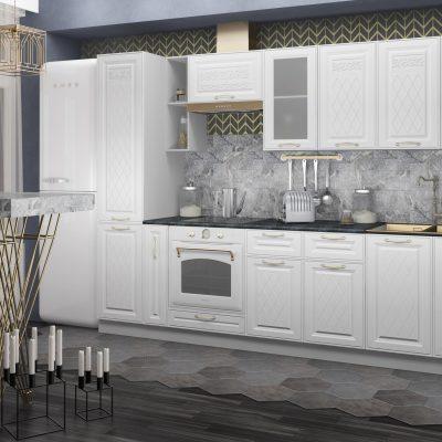 Модульная кухня «Вита» 2800 мм. (Д)