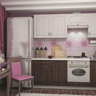 Модульная кухня «Монако» 2100 мм. (Д)