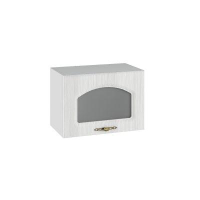 """""""Монако"""" Шкаф горизонтальный высокий со стеклом ВПГС-500 (Д)"""