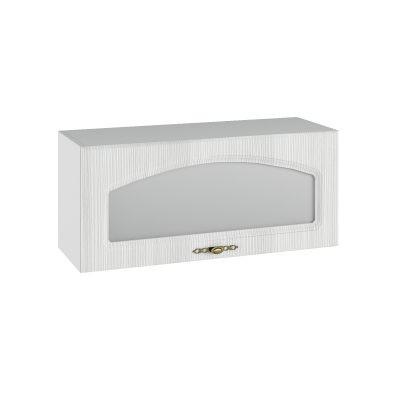 """""""Монако"""" Шкаф горизонтальный высокий со стеклом ВПГС-800 (Д)"""