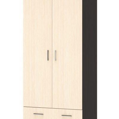 Шкаф 2-х дверный «Дуэт» (п)