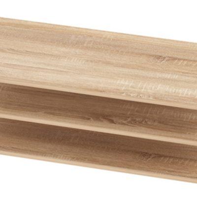 Комплект полок для шкафа «Орландо» Дуб сонома (п)