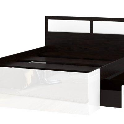Кровать КР 1400 4Я «Беатрис» (п)