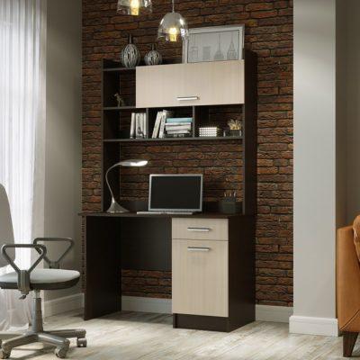 Письменно-компьютерный стол ПКС-2 (п)