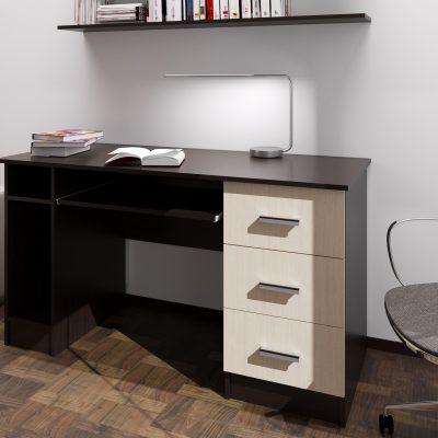 Письменно-компьютерный стол ПКС-4 (п)