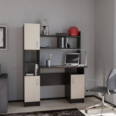 Письменно-компьютерный стол ПКС-6 (п)