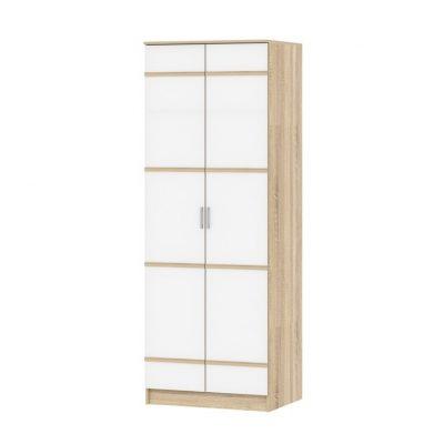 «Сакура» Шкаф 2-х створчатый (п)
