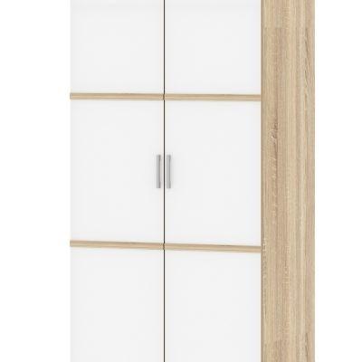 Шкаф 2-х створчатый «Сакура» (п)