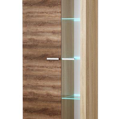 Шкаф-витрина ШВС-800 «Соната» (п)