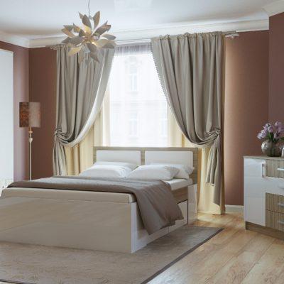 Спальня «Беатрис» 10 (п)