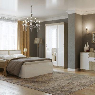 Спальня «Беатрис» композиция 11 (п)