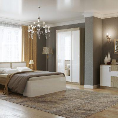 Спальня «Беатрис» 11 (п)