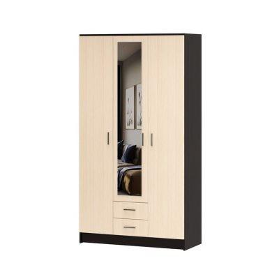Шкаф 3-х дверный «Трио» (п)