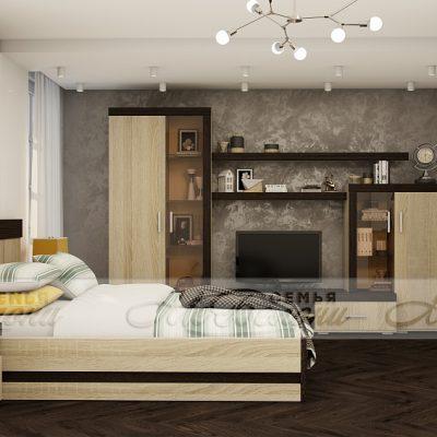 Спальня «Либерти» композиция 2 (б)