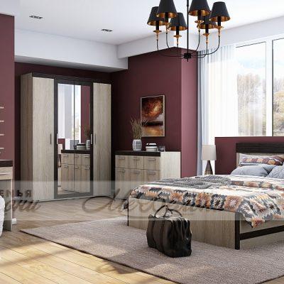 Спальня «Либерти» композиция 3 (б)