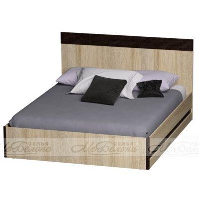 «Либерти» Кровать 1,6 м. КР-04 (б)