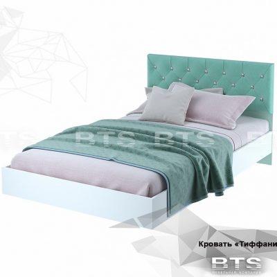 «Тиффани» Кровать КР-09 (б)