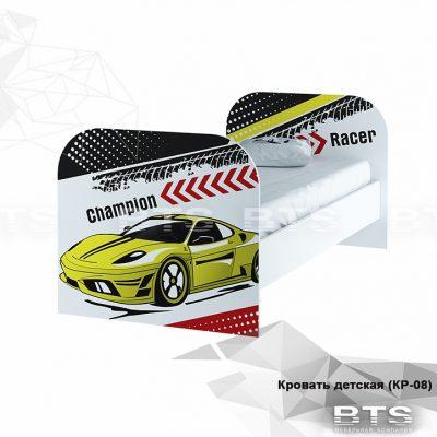 «Тойс Чемпион» Кровать КР-08 (б)