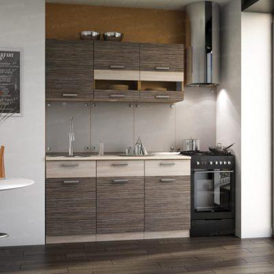 Кухня «Эра» 1,5 м. (э)