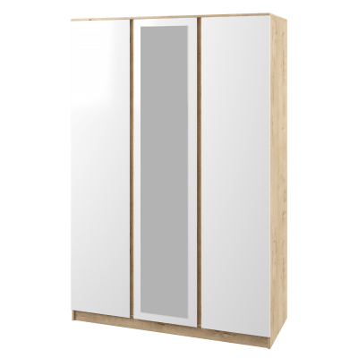 Шкаф трехстворчатый «Марли» МШК 1400.1 (д)