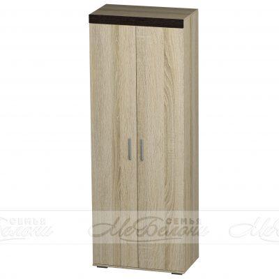 «Либерти» Шкаф 2-х створчатый ШК-05 (б)