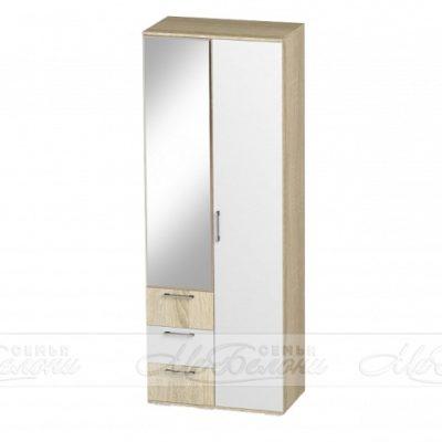 «Белладжио» Шкаф 2-х створчатый ШК-12 (б)