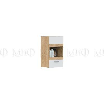 «Аванта» Шкаф навесной со стеклом ШНСТ-500 (м)