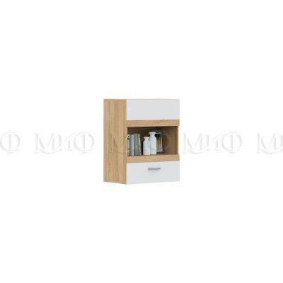 «Аванта» Шкаф навесной со стеклом ШНСТ-700 (м)