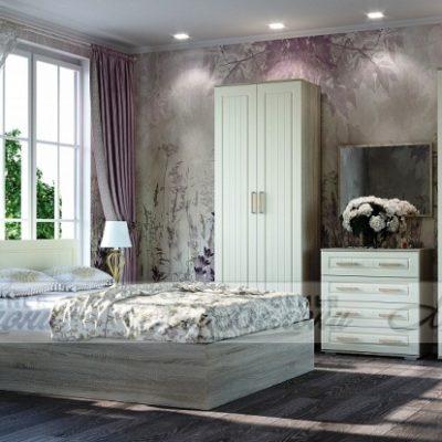 Спальня «Маркиза» композиция 1 (б)
